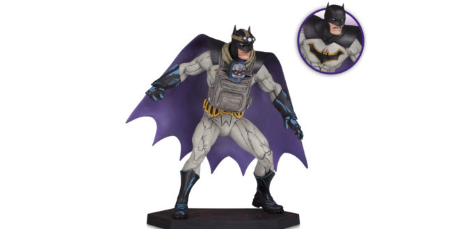 DC Collectibles announces fresh statues, figures, and more