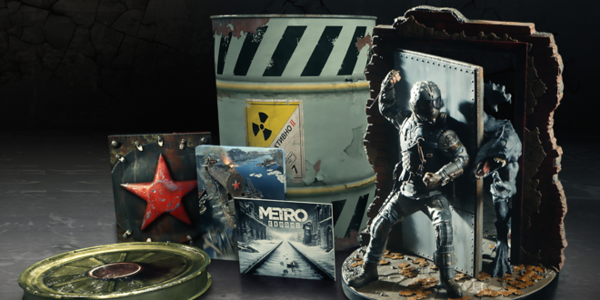 Metro Exodus' Spartan set is one loaded Collector's Edition