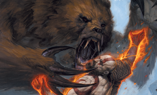 God Of War #1 (Comic) Review