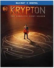 The first season of Krypton comes home this March
