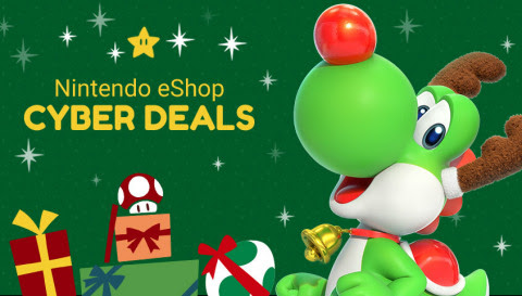 Nintendo's eShop opens up Black Friday sales on some big games