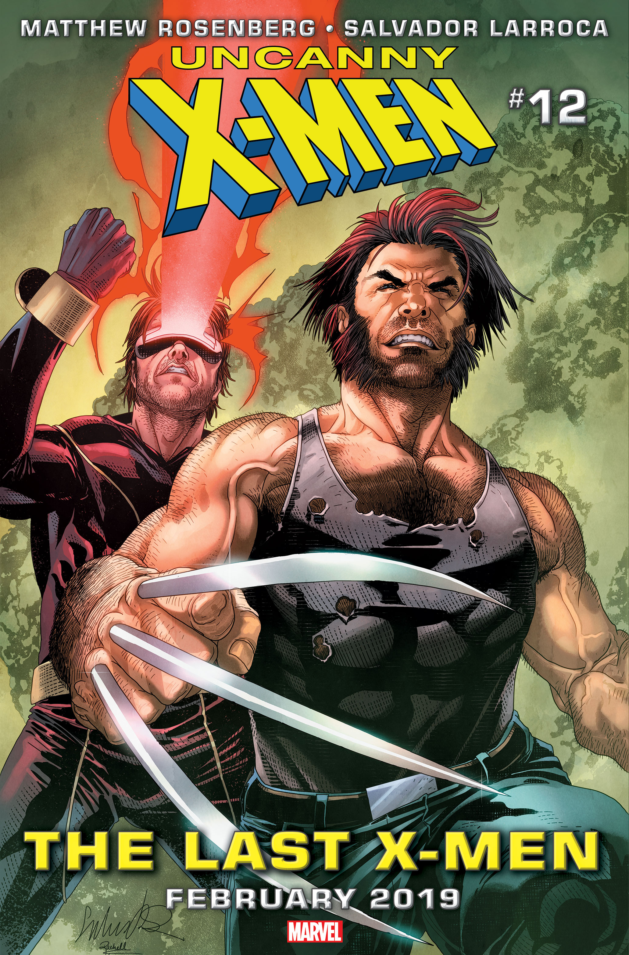 Last week we told you about Devastation, a single issue arc that would be  hitting the just relaunched Uncanny X-Men in 2019. Now we know a little  more about ...