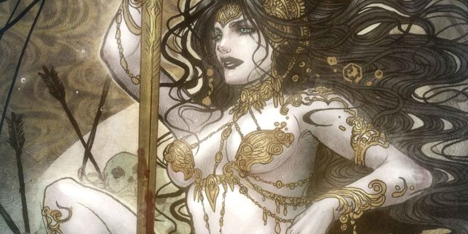 New Age of Conan series to star… Belit?