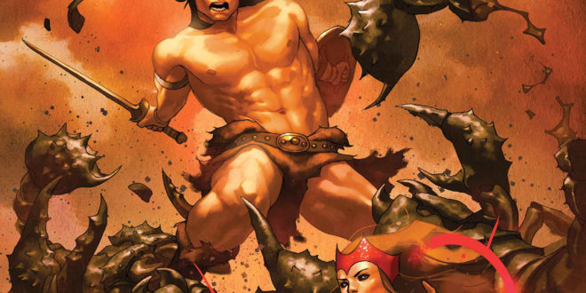 Avengers: No Road Home brings Conan to the Marvel U