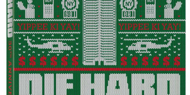 Celebrate the holidays the traditional way, with Die Hard