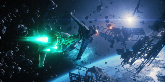 Everspace arrives for the Nintendo Switch