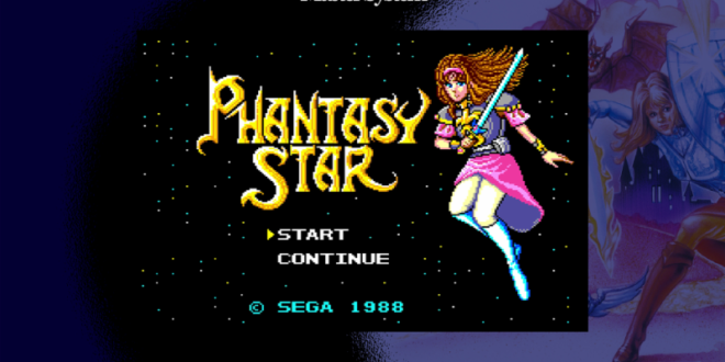 Phantasy Star joins Sega Ages on Switch – Outrun next