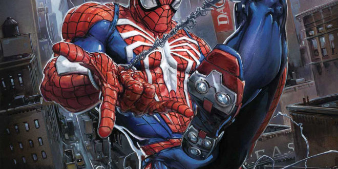 Video game Spidey returning  with new comic