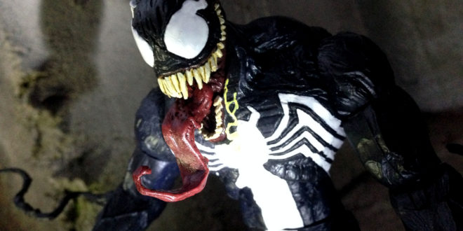 Disney Store exclusive Venom figure available now