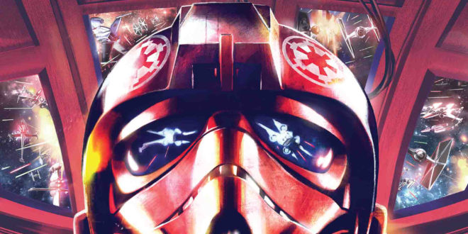 Star Wars TIE Fighter comic mini-series coming in April