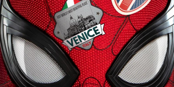 Spider-Man: Far From Home trailer spins onto the web