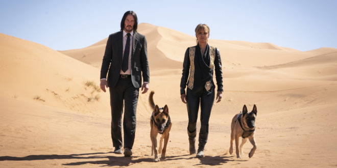 First look at John Wick 3 arrives