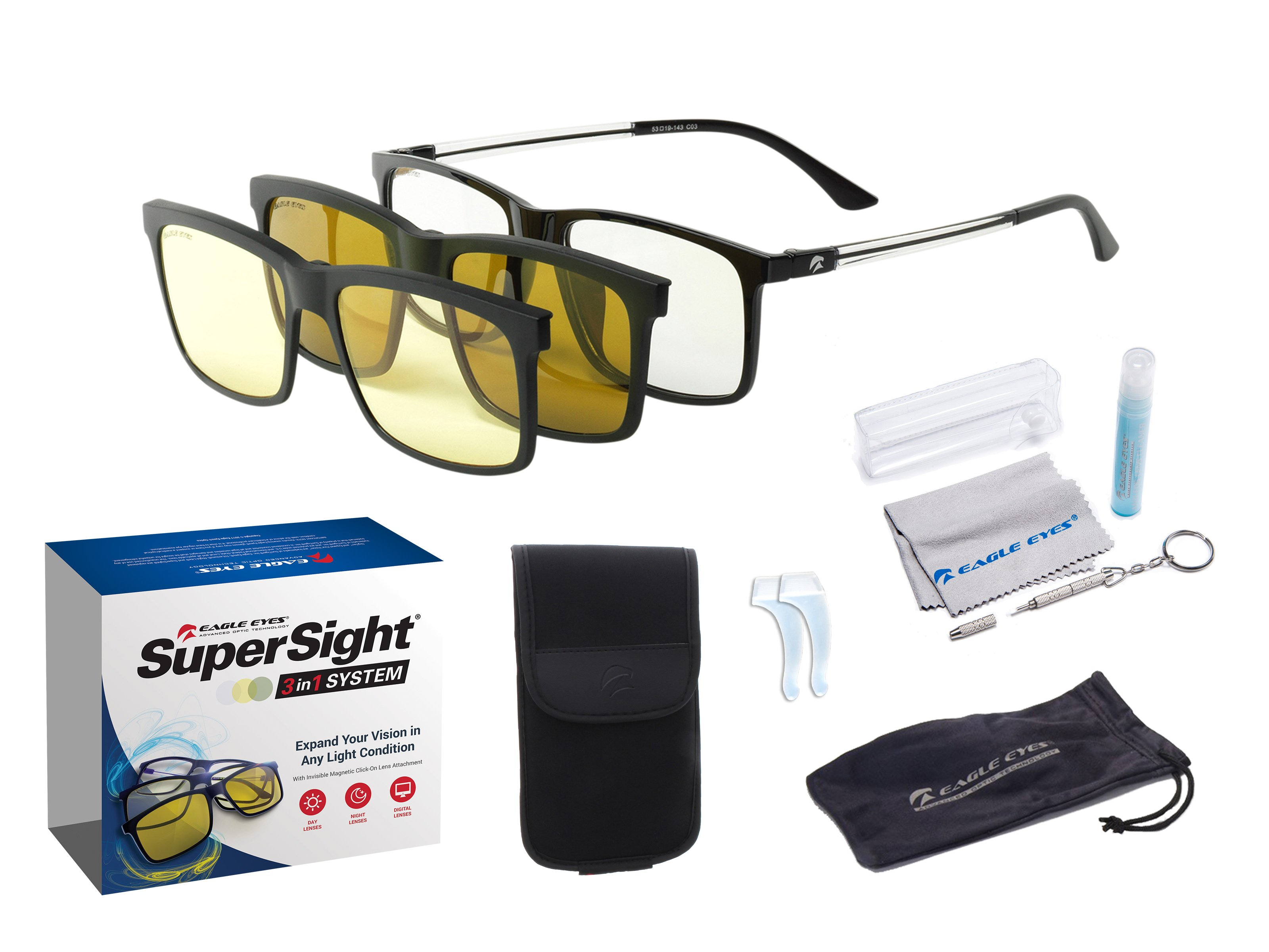 e2431fd4f5e 3in1 SuperSight Magnetic Eyeware System (Gear) Review