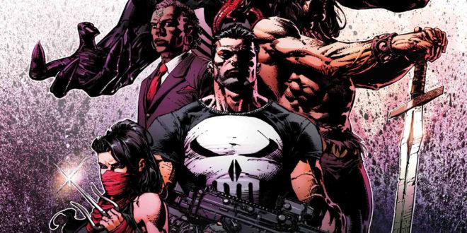 New Savage Avengers team incorporates Conan