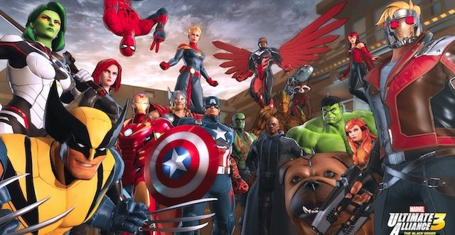 BG's Game of the Month for July is Ultimate Alliance 3