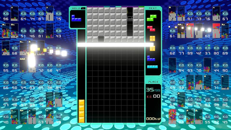 Tetris 99 with Friends is the Unfair Advantage You Need