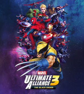 Here come the X-Men in Marvel Ultimate Alliance 3