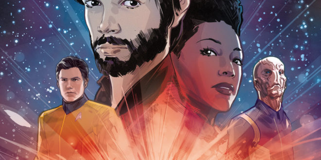 Star Trek: Discovery – Aftermath comic coming from IDW
