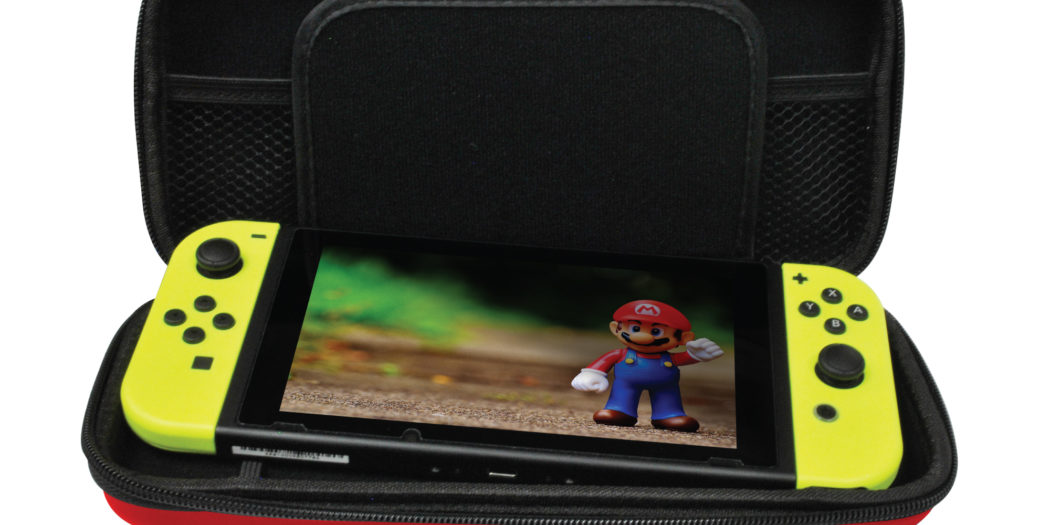 Ematic Protective Carrying Case