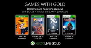 June Games with Gold 2019