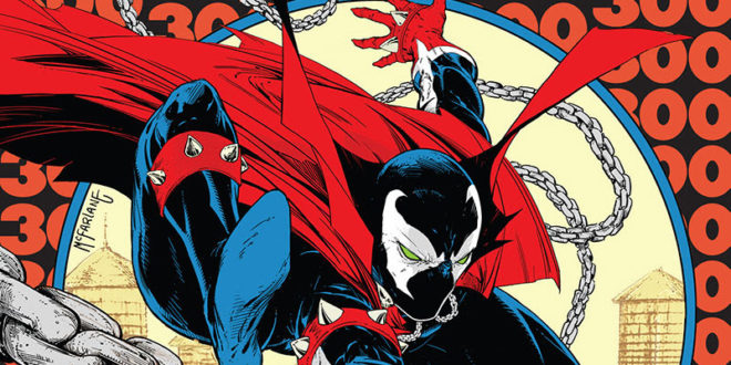 McFarlane teaming with Capullo for Spawn 300