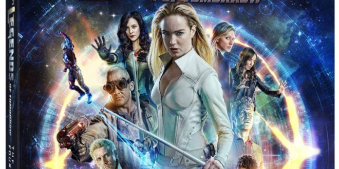Legends of Tomorrow season 4 heads home this September