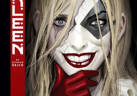 Second Harley Quinn-centric Black Label book on the way