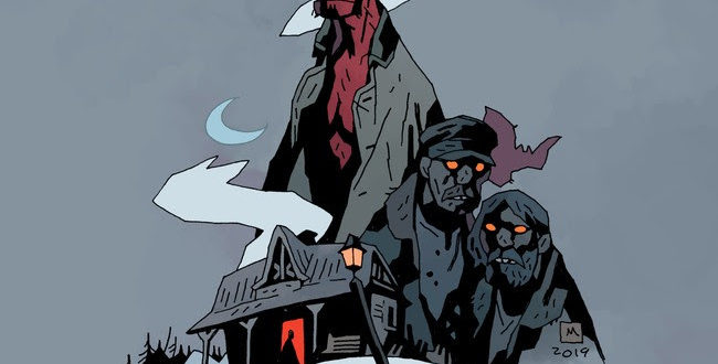 SDCC 19: New Hellboy comic coming this Halloween