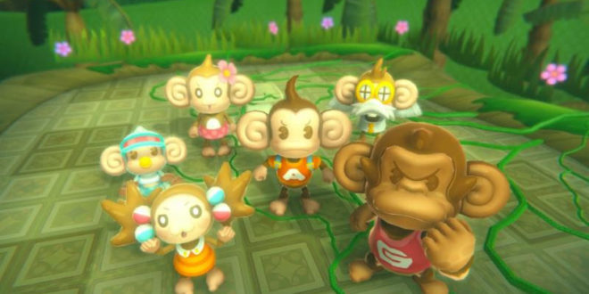 Monkey Ball returns with Banana Blitz HD this fall