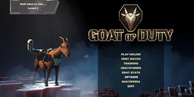 Goat of Duty (PC) Review