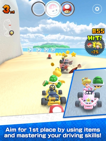 Mario Kart Tour Coming To Mobile Next Month Brutal Gamer