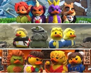 1fb2d1526fc Numskull announces series of... cosplaying ducks? | Brutal Gamer