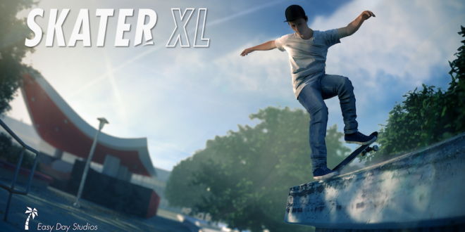 Skater XL officially taking to consoles and PC in July