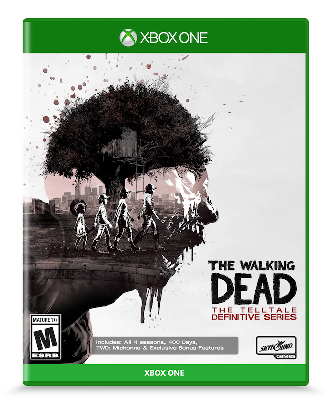 Telltale's definitive The Walking Dead up for pre-order