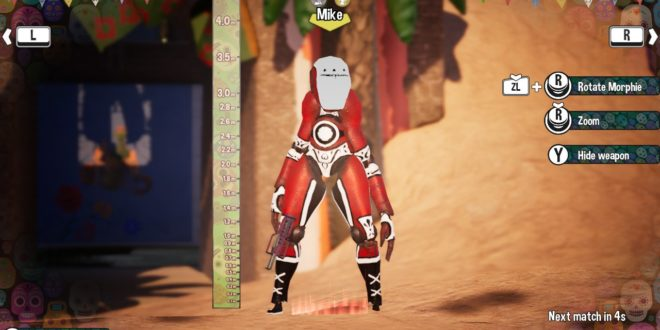 Morphies Law: Remorphed Let the Fiesta Continue