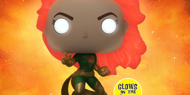 Entertainment Earth gets exclusive X-Men Phoenix Pop!