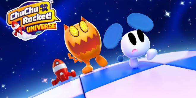Sonic Racing and Chu Chu Rocket land on Apple Arcade