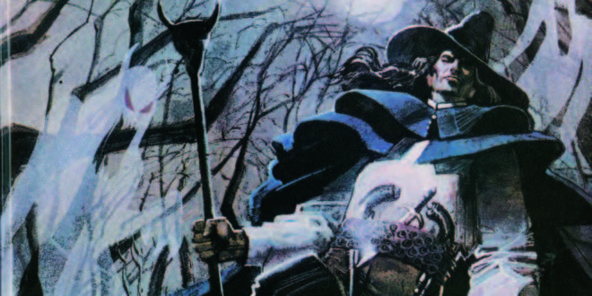 "Marvel Comics locks up Solomon Kane, Dark Agnes, ""more"""