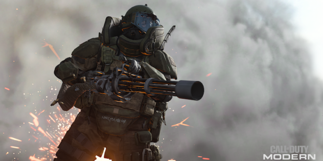 Check out the visual glory of Modern Warfare on the PC