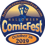 Halloween ComicsFest to be October 26th