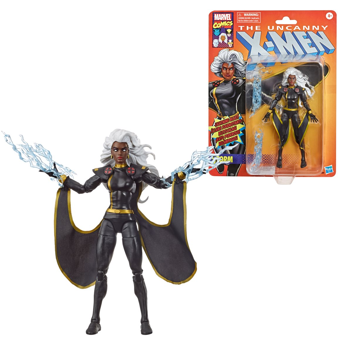 New Marvel Legends Include Black Widow Movie Black Costume