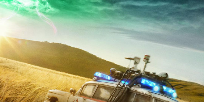 Ghostbusters 3 scares up an official name, poster