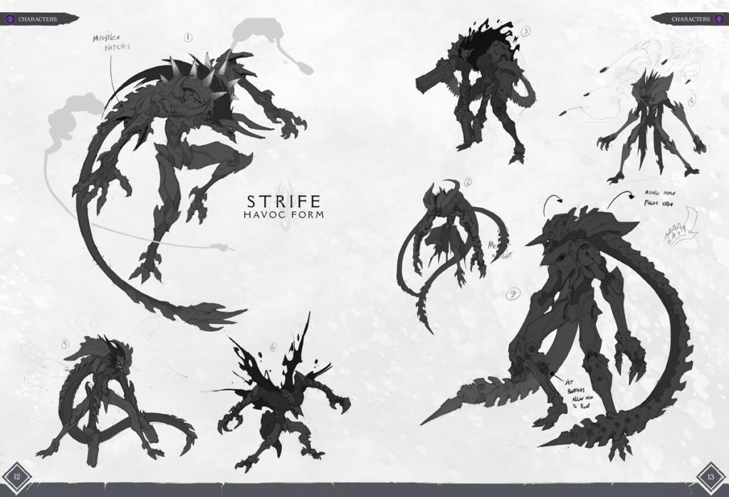 Darksiders Genesis Art Book Coming In June Brutal Gamer