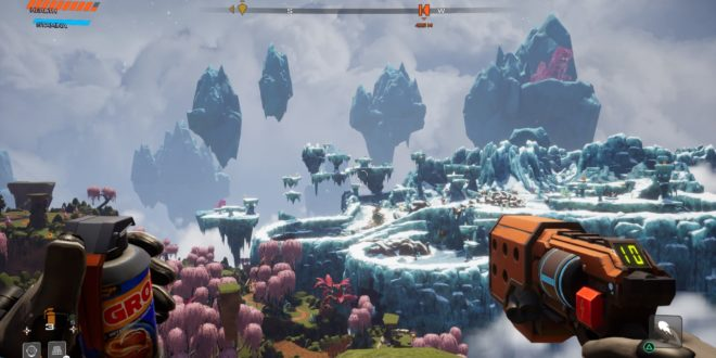Journey to the Savage Planet (PS4) Review: