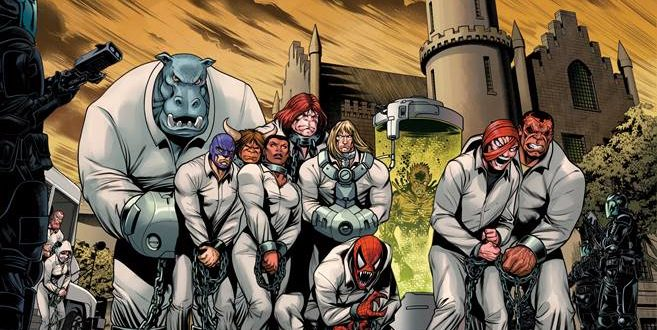 Marvel's Ravencroft: Sabertooth gets a preview and more