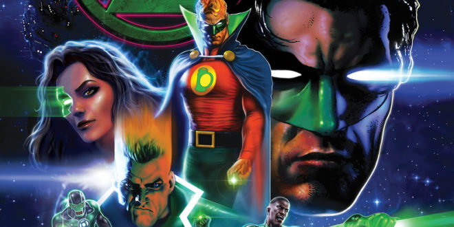 DC celebrates Green Lantern's 80th in May
