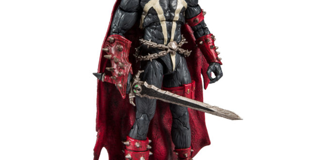 Toy Fair 20: Spawn officially joining McFarlane's Mortal Kombat line