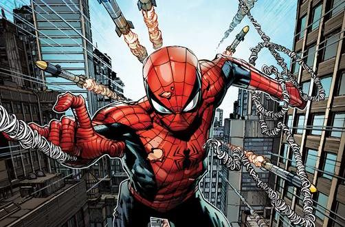 Marvel announces Non-Stop Spider-Man