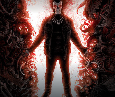 Shadowman bringing fresh horror to the Valiant Universe