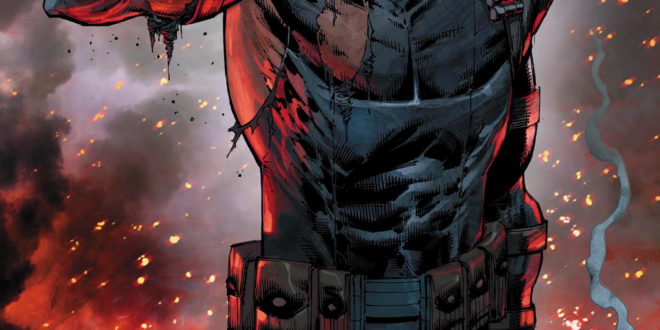Snake-Eyes: Deadgame (Comics) Preview